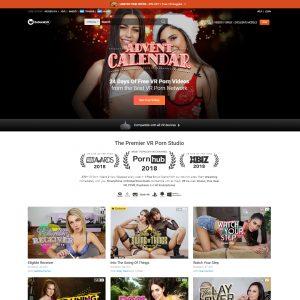 BadoinkVR homepage