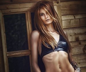 blonden Erotikstar und Videos