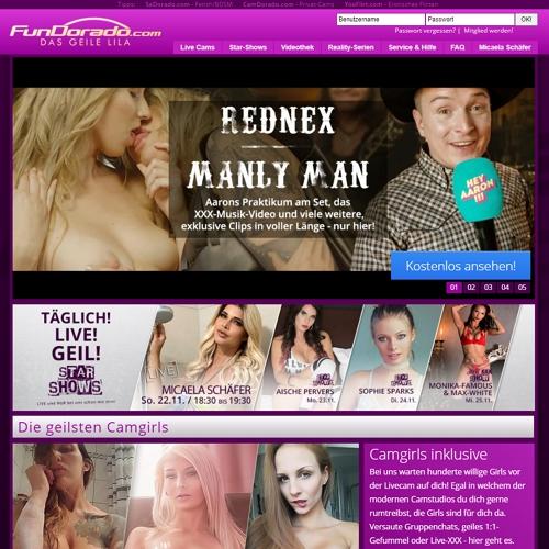 Kostenlose Pornoseite